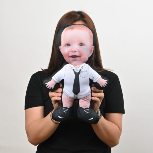 Human Doll Pillow with Hand 2 - Photosets