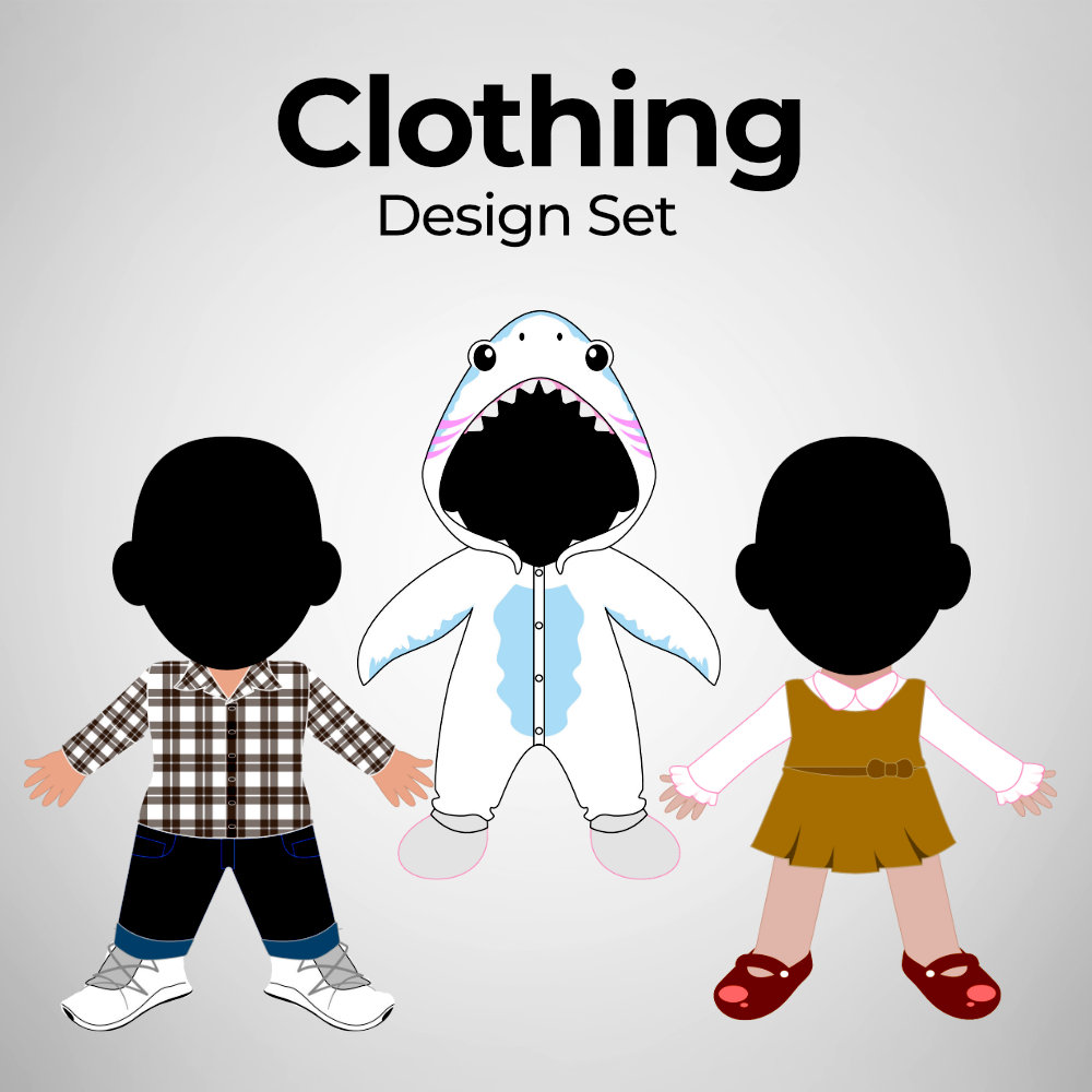 Clothing - Design Set
