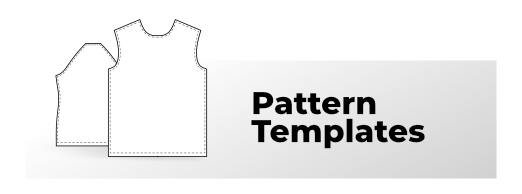Sewing Pattern Templates
