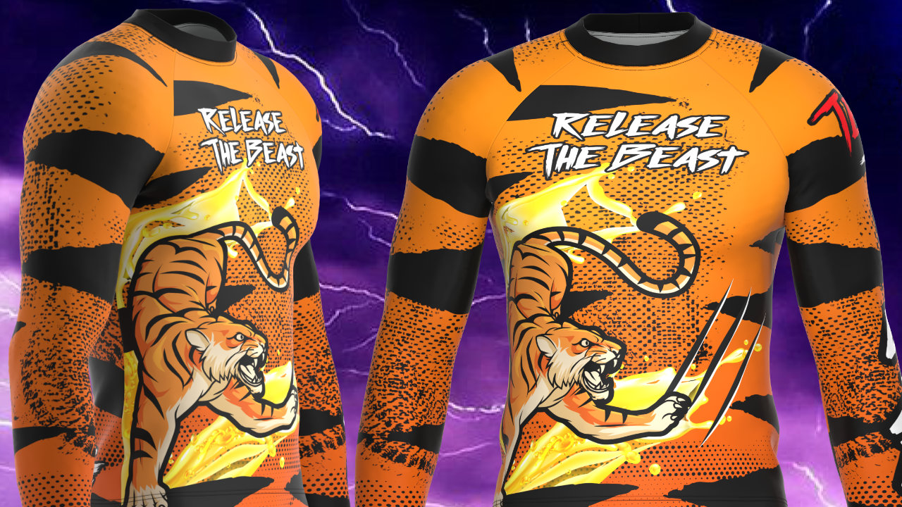 Speed Art - Rash Guard